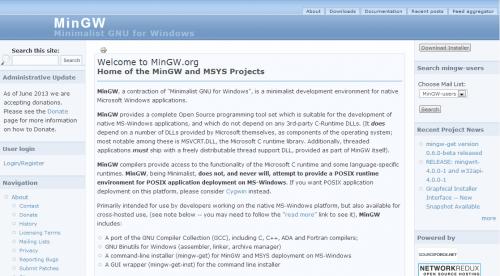 Windows+MinGWでGnuコマンドとシェル環境を揃える|Windows|開発ブログ